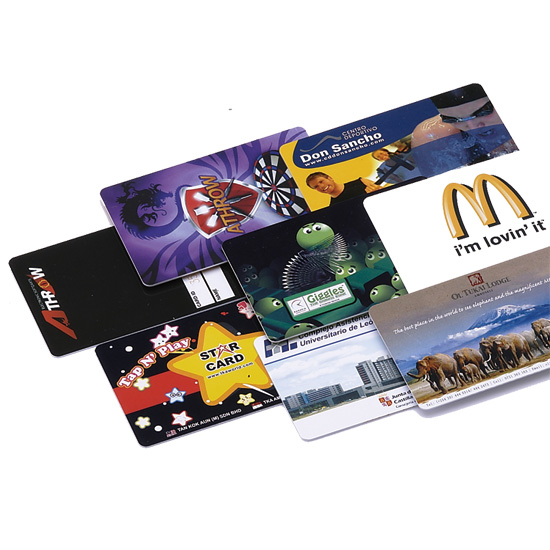 Hotel 13.56MHz Mifare S50 M1 Printed Card